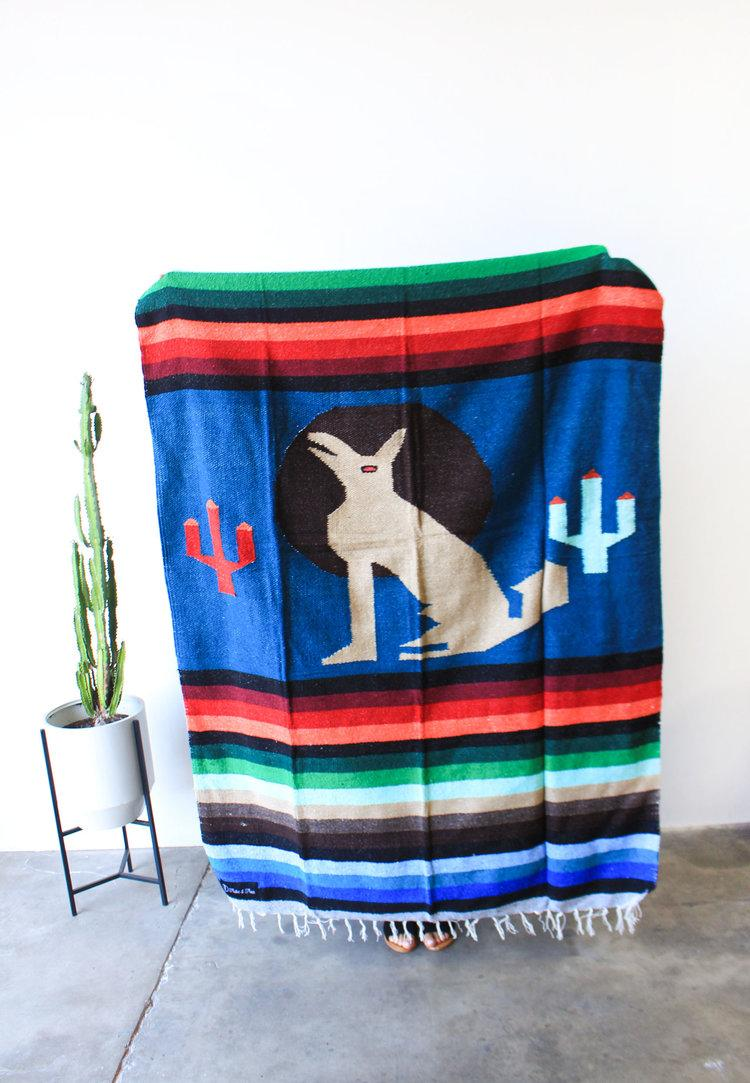 Into The Wild Blanket