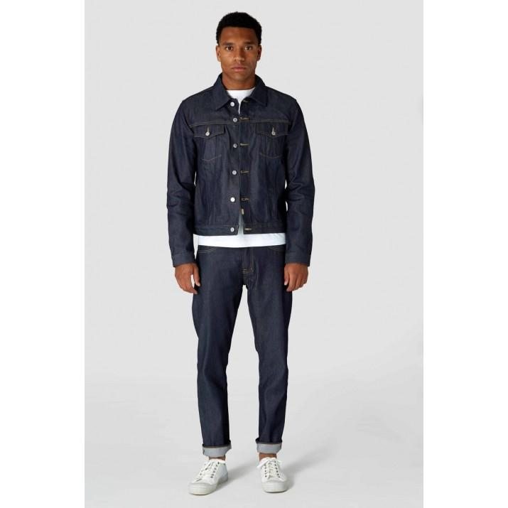 JEANS JACKET ERIC SELVAGE